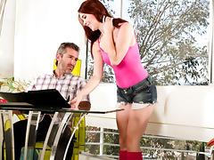Melody Jordan in Real Tits!, Scene #01