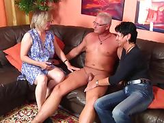 Mature ladies make amazing hardcore scenes in a compilation