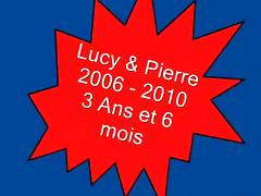 French couple lucy and pierre 2006-2010 sexlife compilation