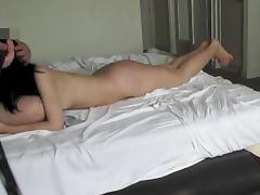 asian ass  flogging