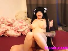 Amazing German Doll Fucked