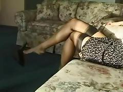All, Nylon, Solo, Stockings, Czech