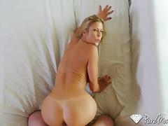 PureMature - Blonde milf Alexis Fawx fucked