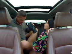 Backseat, Backseat, Couple, Fucking, Hardcore, HD