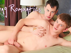 George Miles & Tyler Banks in Sexy Romantics XXX Video