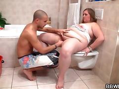Bathing, Bath, Bathing, Bathroom, BBW, Chubby