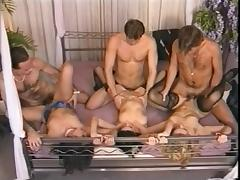 Birthday, Birthday, Fucking, Group, Orgy