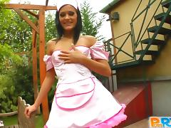 Pure Pov My maid does more than just housekeeping