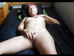 Girl masturbating -Susie-