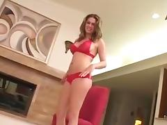 Sweet Chick Sucks Big Arab Dick