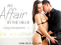 Aidra Fox & Seth Gamble in An Affair In The Hills Video