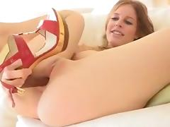 Bethany Sexy Red Shoes
