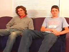 wankers on the couch