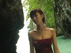 MARIKO in Phuket - Black Bikini Oil Massage (Non-Nude)