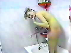 Fabulous Amateur movie with Shaved, Russian scenes