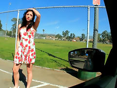 Romeo Price & Nikki Bloh in Bloh me - StreetBlowJobs