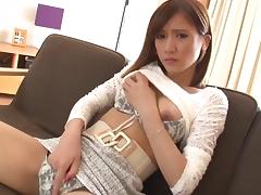 Wet Asian pussy is made for cock and fingers as they play