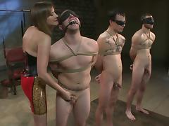 CFNM, BDSM, CFNM, Femdom, Slave