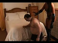 :-  HUSBANDS FEMDOM SURPRISE -: ukmike video
