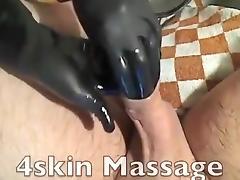 Foreskin Massage