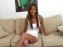 black college girl banged