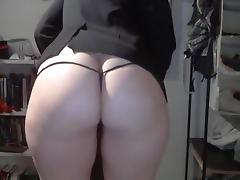 Busty PAWG webcam show