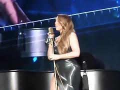 Mariah Carey legs - II