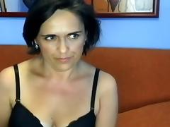 I'm in amateur mature vid, seducing on web camera