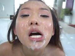 FACES OF CUM : Alina Li