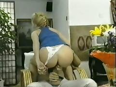 Very Beautiful Young Blonde Analled etc