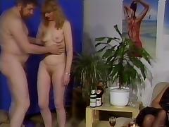 Classic, Bondage, Classic, College, German, Vintage