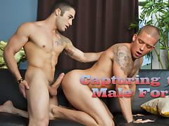Samuel O'Toole & Caleb Colton in Capturing the Male Form XXX Video