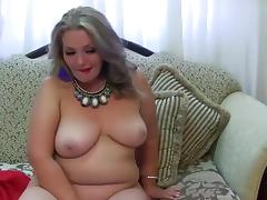 Blonde, Amateur, BBW, Blonde, Masturbation, Mature
