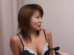 Aya Kashima Uncensored Hardcore Video with Swallow scene