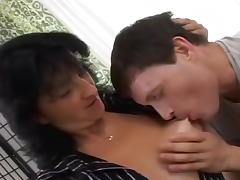 Splendid Hardcore Mature & Milf xxx scene. Enjoy watching