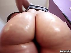 Mandy Muse and her round ass