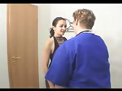 Kathrins Medical Exam - Kathrins Untersuchung