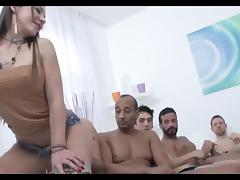 Gang Bang Sky Julie High ch1
