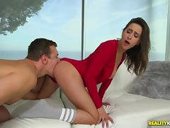 Ashley Adams looks really good and definitely deserves a penetration
