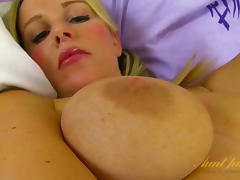 Jessica in Masturbation Movie - AuntJudys