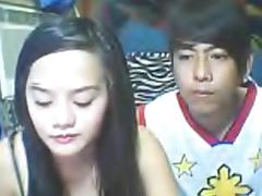 Kathrene Franco with Bf Manila cam girl