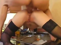 Anal for dirty british maid