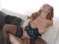 Hot milf and her younger lover 111