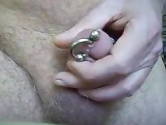Fun insertion with a 8mm x 155mm sound