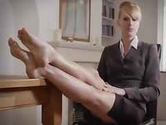 Feet, Feet, Femdom, Fetish, Mistress, Stockings