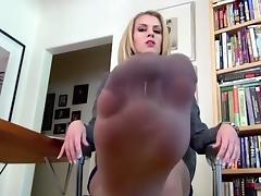 Smelly Foot Fetish JOI - 3
