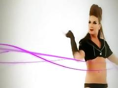 Gimme more shemale music video