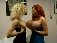 Big Tits, Big Tits, Catfight, Wrestling, Fight