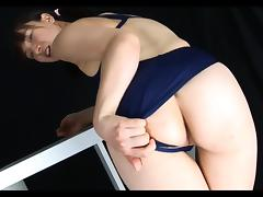 Japanese - cute college girl posing - part 3 or 4