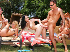 Cameron Canada & Anita Toro & Katie St. Ives in Neighborhood Swingers #10, Scene #01
